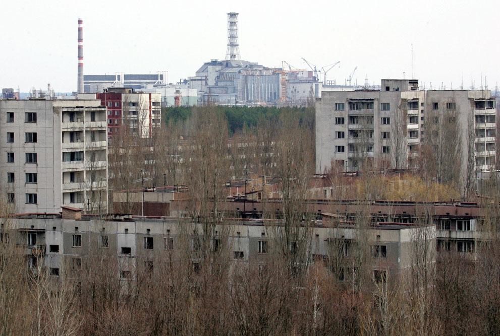 desastre de Chernobyl: 25 años después