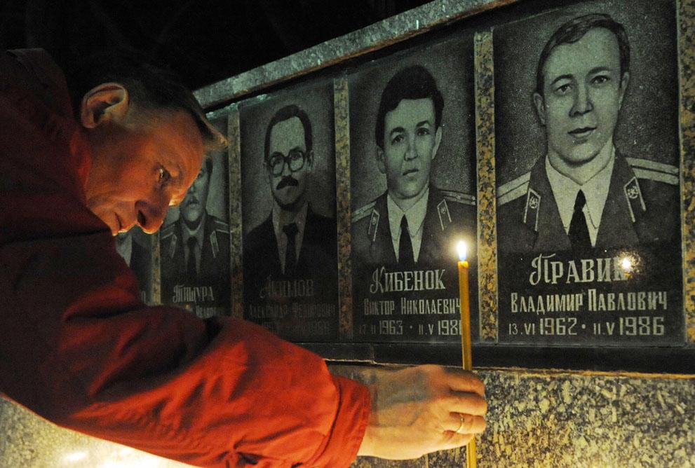Desastre de Chernobyl: 25 años después (Foto + Info)