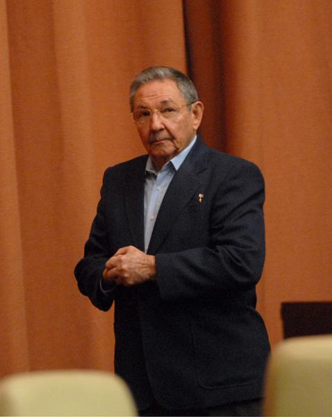 CUBA-LA HABANA- ASAMBLEA NACIONAL DEL PODER POPULAR PRESIDIDA PO