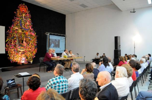 """Presentación del libro """"Nuestro deber es luchar"""". FOTOS: Roberto Suárez/ Juventud Rebelde"""