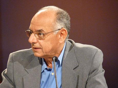 Rafael Bernal, Ministro de Cultura de Cuba. Foto: Cubarte