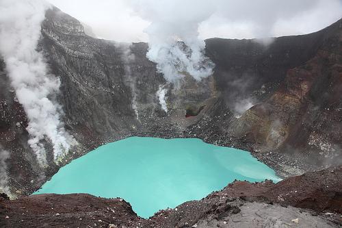 Volcán Cuba