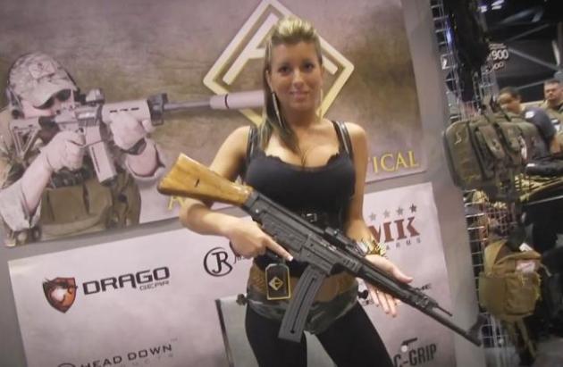 Asociación Nacional del Rifle (NRA, por su siglas en inglés)