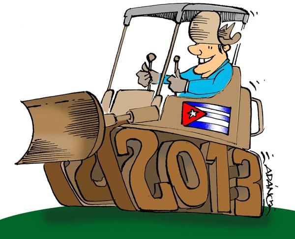 Economía cubana.Autor: Adán Iglesias Toledo