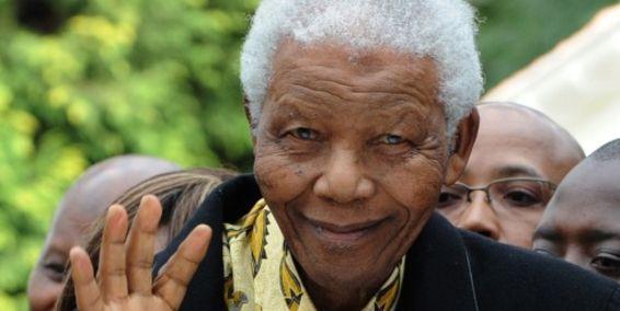Nelson Mandela.Foto: AFP