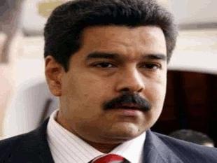 Vicepresidente de la República, Nicolás Maduro