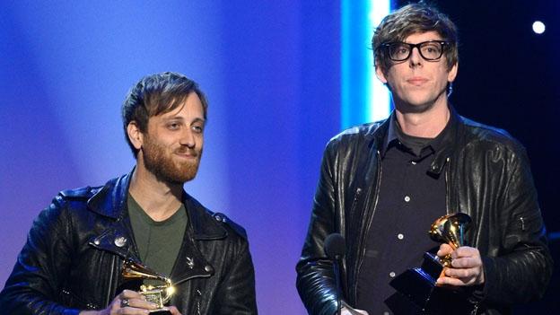 El Grammy que reconoce al Mejor album de rock, para The Black Keys, por 'El Camino' (Getty Images)
