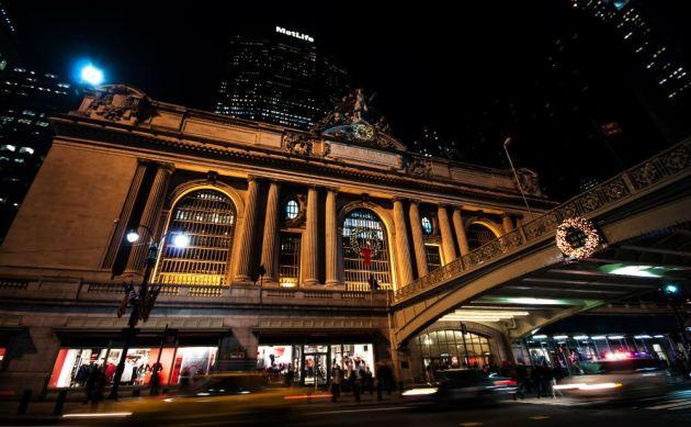 La estación Grand Central de Nueva York cumple 100 años de viajes, cine y mucho turismo (FOTOS)