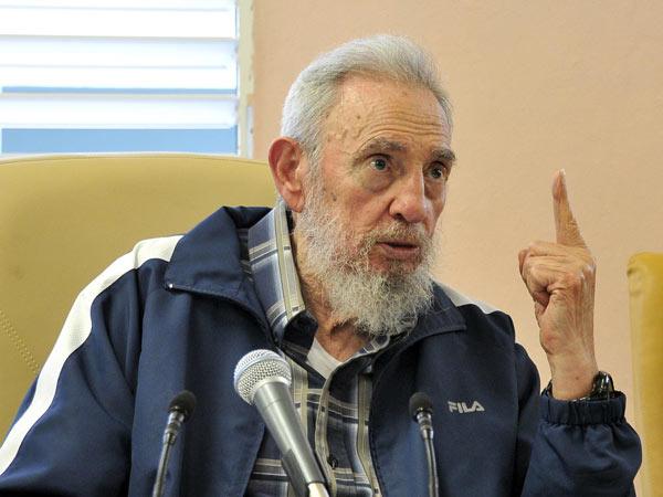 Inaugura Fidel Complejo Educacional. Foto: Estudios Revolución