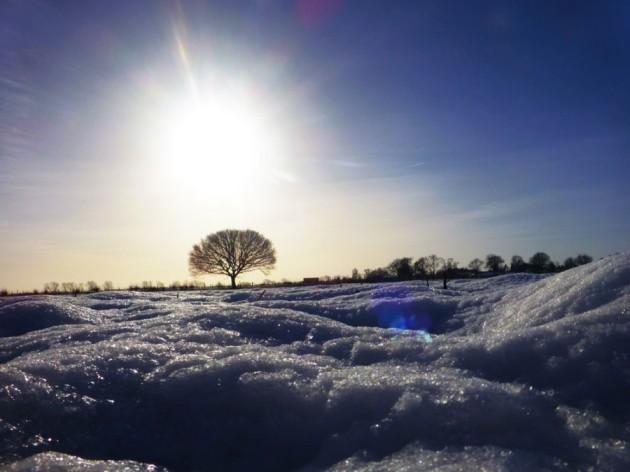 Nieve antes de derretirse   Martin Dawe