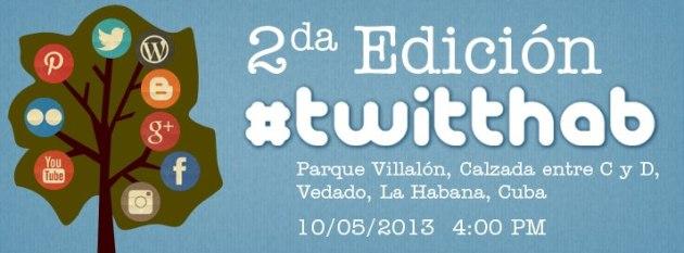 Súmate al #Twitthab y ponlo en tu blog!