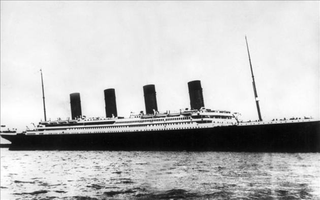 Las familias del Titanic recuerdan el 101 aniversario del hundimiento