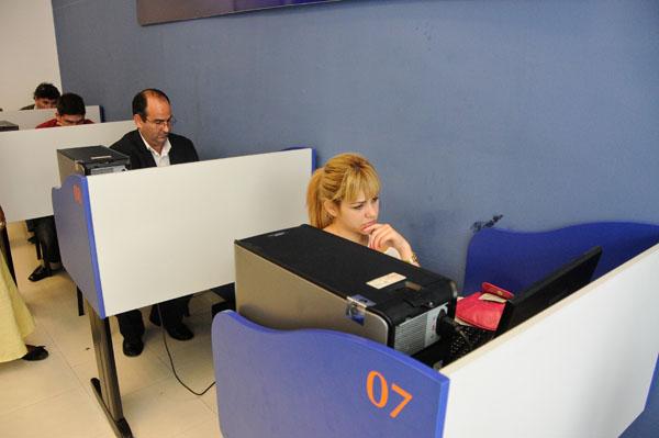 Sala de navegación FOTO: Roberto Suárez
