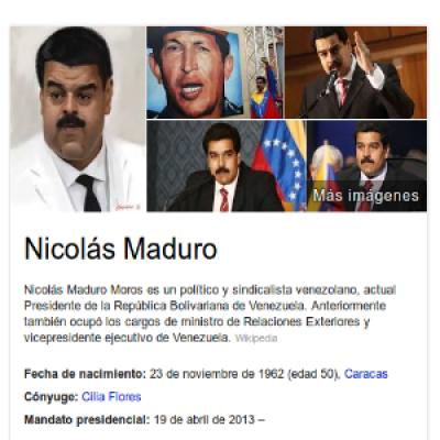 Google-Nicolás-Maduro