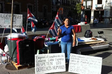 disidente-cubana-en-madrid