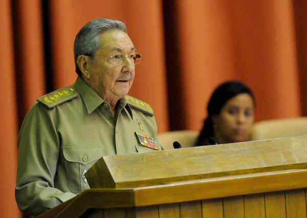 General de Ejército Raúl Castro Ruz, Primer Secretario del Comité Central del Partido y Presidente de los Consejos de Estado y de Ministros