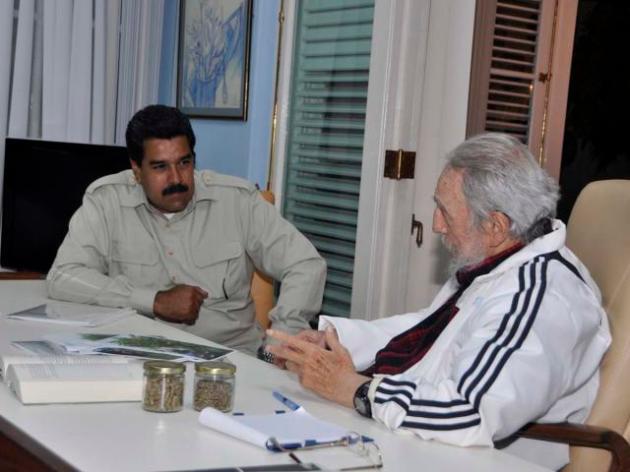 Fidel formó a generaciones de líderes que ahora gobiernan en América Latina, subrayó el Pte. Maduro