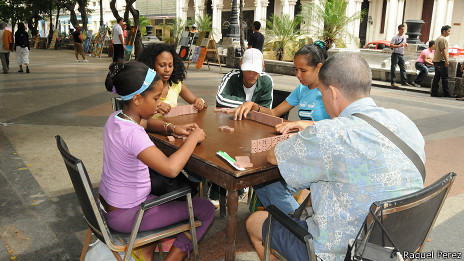 """Para Willy Toledo """"los cubanos son los más parecidos a los españoles, en la manera de hablar, en el sentido del humor, en la manera de relacionarse"""". (Foto: Raquel Pérez)"""