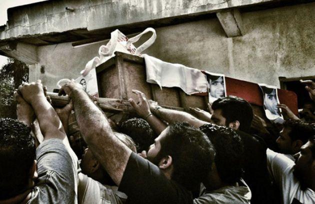 Mohammed Radhi, gana el premio a mejor fotografía de noticias | Foto: ippawards.com