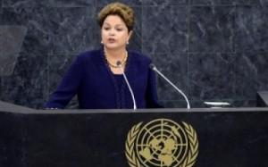 La presidenta de Brasil, Dilma Rousseff,denunció el espionaje diplomático y económico en su país por parte de Estados Unidos, al abrir la 68ª Asamblea General de Naciones Unidas