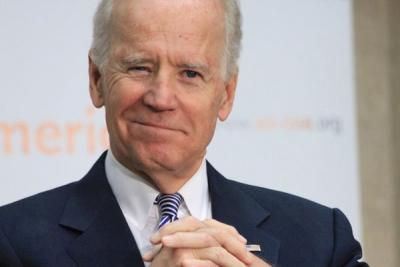 El vicepresidente de Estados Unidos, Joe Biden