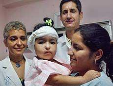 Cuba desarrolla desde hace más de 15 años un programa nacional gratuito de implantes cocleares