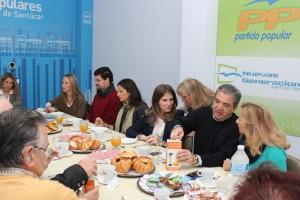 Los dirigentes del PP de Cádiz que hurtaron comida a un Banco de Alimentos. Ahora se la rechazan.