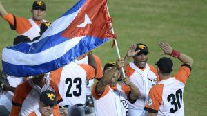 La representación de Cuba tiene una victoria en cuatro juegos   Foto: AFP