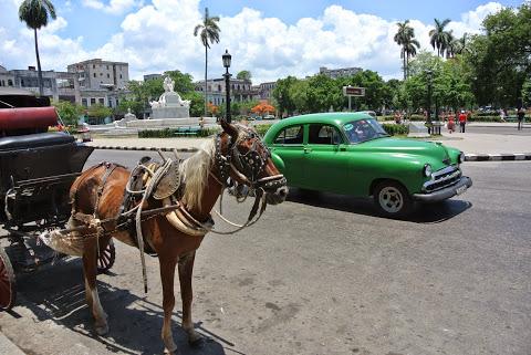 En La Habana. Foto: Eric Schmidt.