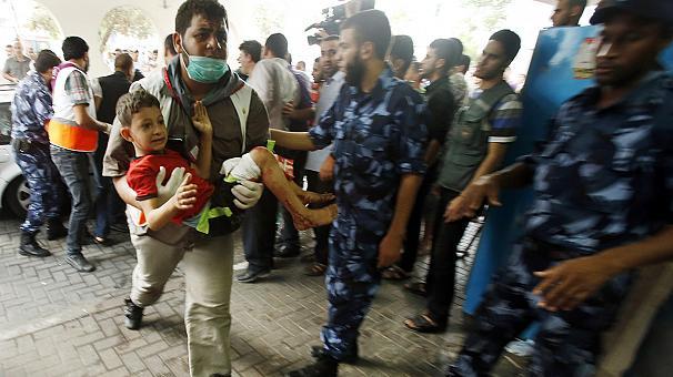Cada día una media de siete niños pierden la vida en Gaza y 70 resultan heridos, según Save The Children