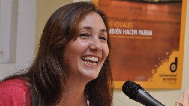 Mariela Castro, hija del presidente cubano