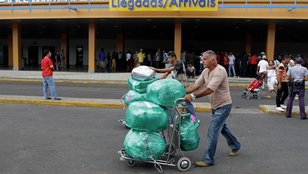 Aeropuerto Internacional José Martí, La Habana.
