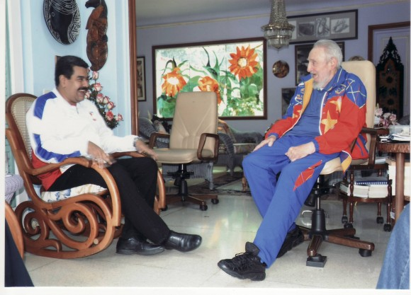 Lo que hace hoy Venezuela es un ejemplo excepcional.