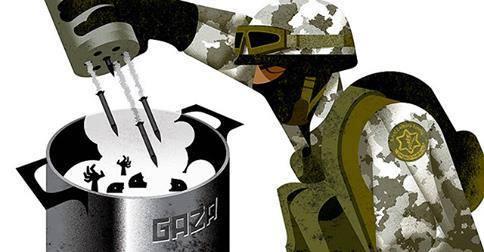 gaza-bombas
