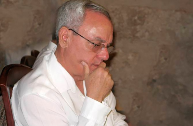 Eusebio Leal Spengler es el historiador de La Habana.