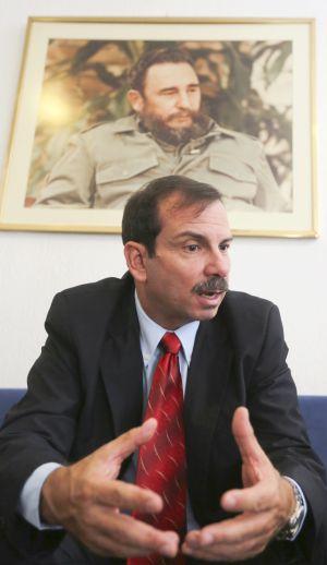 """Fernando González, uno de los cubanos del grupo de """"los cinco"""". / BERNARDO PÉREZ"""