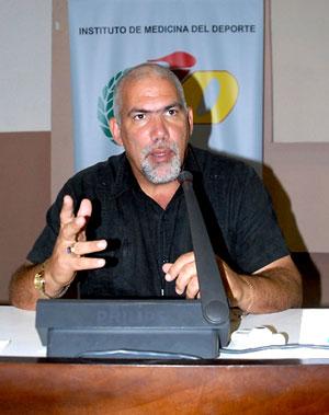 Antonio Eduardo Becali Garrido, nuevo Presidente del INDER