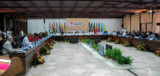 Cumbre Extraordinaria del ALBA-TCP sobre el ébola Foto: Roberto Suárez