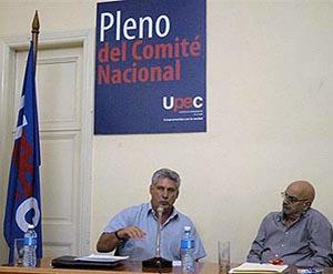 Amplio y transparente debate sobre los desafíos del periodismo de hoy. Presidió Díaz-Canel el Pleno, y llamó a fortalecer la calidad de nuestros medios.