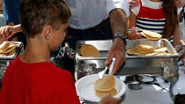El 20% de los niños estadounidenses están malnutridos, es decir, viven sin 'seguridad alimentaria', es decir, en familias que no tienen capacidad económica suficiente para satisfacer las necesidades mínimas de una dieta saludable. © REUTERS Larry Downing