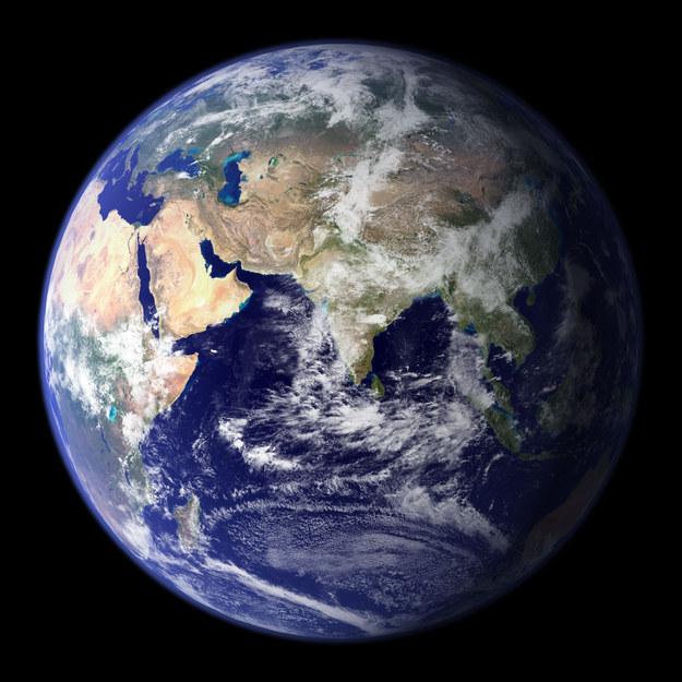 Esta es la Tierra! Aquí es donde usted vive.