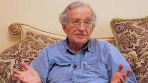 El historiador y filósofo estadounidense Noam Chomsky. Foto: Russia Today