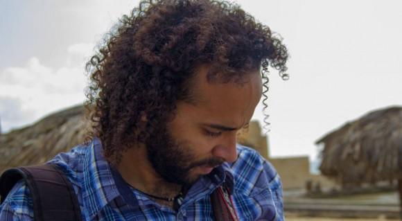 Karel Pérez Alejo, desarrollador web y profesor universitario. Foto: Disamis Arcia Muñoz/ Cubadebate