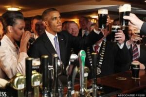 Ireland Obama