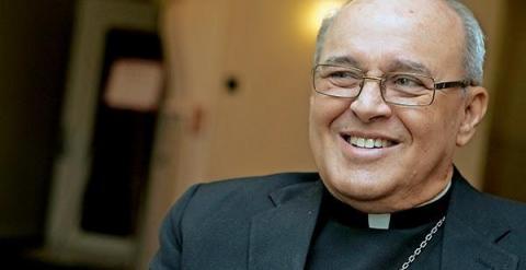 El cardenal cubano Jaime Ortega.