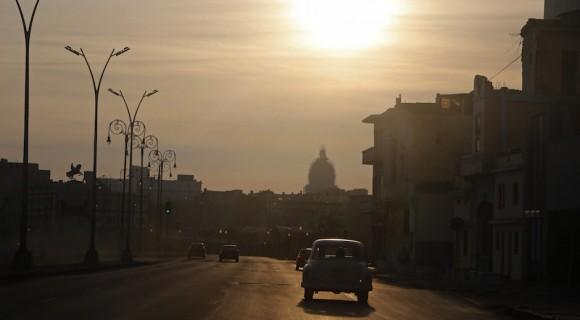 El Malecón de La Habana. Foto: Desmond Boylan/ AP