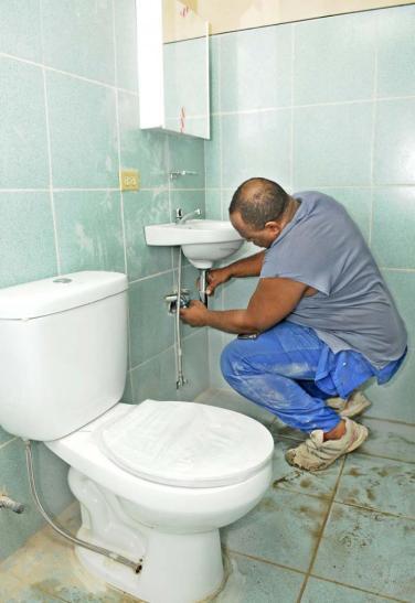 Confort y responsabilidad son claves en cada obra que se acomete. Foto: Jose M. Correa