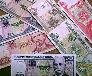 Pesos-cubanos